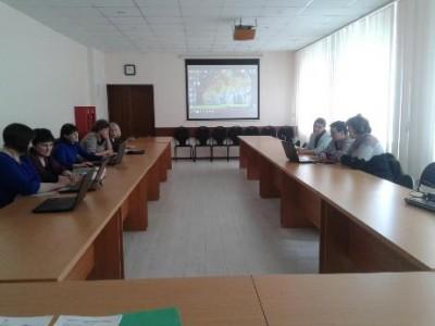Семинар-совещание с координаторами по работе с одарёнными детьми и ответственными за базу данных «Одарённые дети Красноярья»