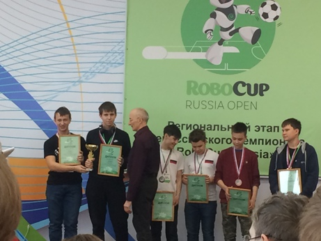 «RoboCup Russia»